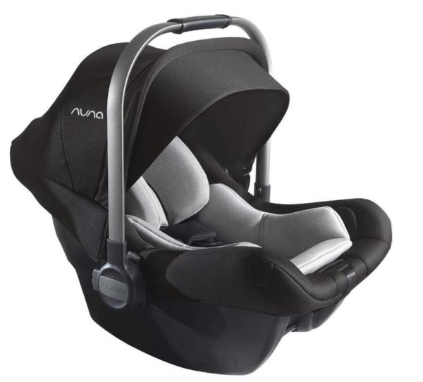 Nuna Pipa Lite LX Car Seat & isofix base - Caviar 3