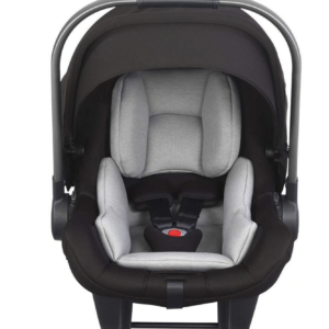 Nuna Pipa Lite LX Car Seat & isofix base - Caviar 4
