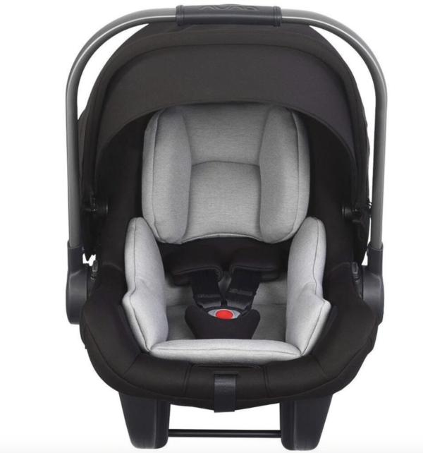 Nuna Pipa Lite LX Car Seat & isofix base - Caviar 1