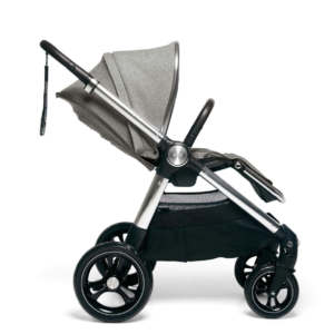 Mamas & Papas Ocarro & Pebble 360 iSize Complete Kit - Woven Grey 16