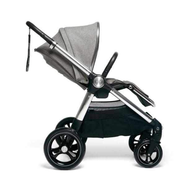 Mamas & Papas Ocarro & Pebble 360 iSize Complete Kit - Woven Grey 3