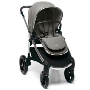 Mamas & Papas Ocarro & Pebble 360 iSize Complete Kit - Woven Grey 17