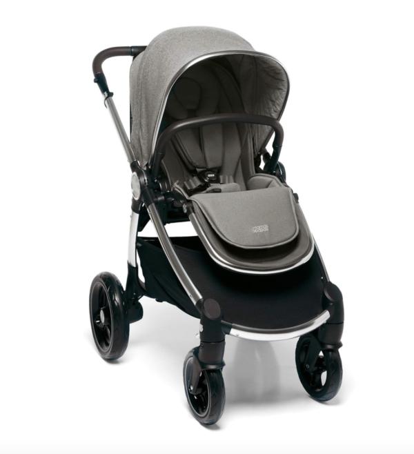 Mamas & Papas Ocarro & Pebble 360 iSize Complete Kit - Woven Grey 4