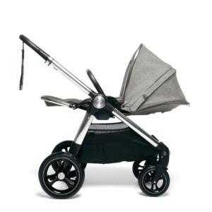 Mamas & Papas Ocarro & Pebble 360 iSize Complete Kit - Woven Grey 19