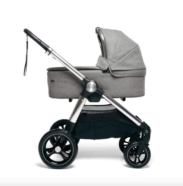Mamas & Papas Ocarro & Pebble 360 iSize Complete Kit - Woven Grey 2