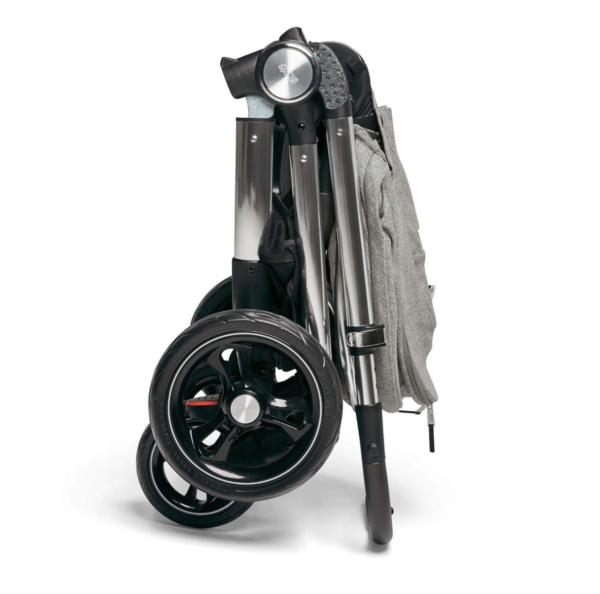 Mamas & Papas Ocarro & Pebble 360 iSize Complete Kit - Woven Grey 7
