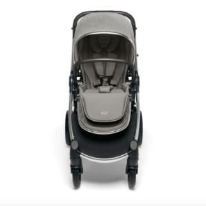 Mamas & Papas Ocarro & Pebble 360 iSize Complete Kit - Woven Grey 18