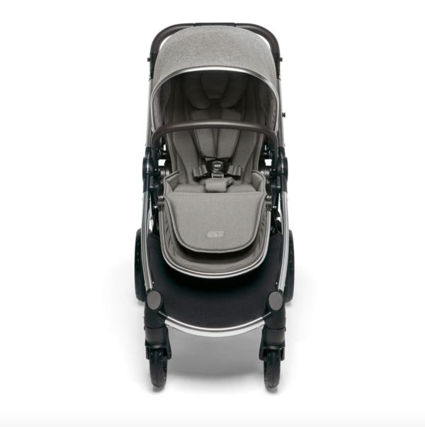 Mamas & Papas Ocarro & Pebble 360 iSize Complete Kit - Woven Grey 5