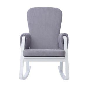 Ickle Bubba Dursley Nursing Chair - Pearl Grey 5