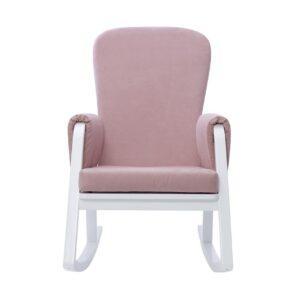 Ickle Bubba Dursley Nursing Chair - Blush Pink 5