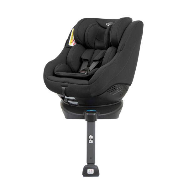 Graco Turn2Me Car Seat - Black 4