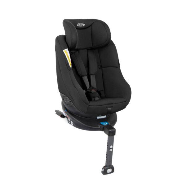 Graco Turn2Me Car Seat - Black 7
