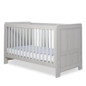 Ickle Bubba Pembrey Cot Bed - Ash Grey 9