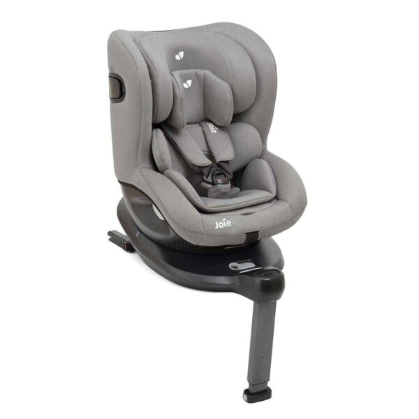 Joie i-Spin 360 Group 0+/1 Car Seat - Grey Flannel 2