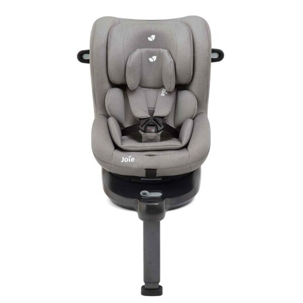 Joie i-Spin 360 Group 0+/1 Car Seat - Grey Flannel 1