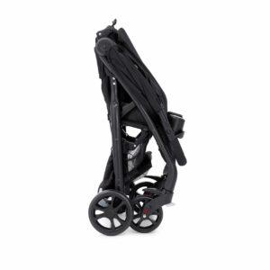 Joie Muze Travel System inc. Juva 0+ Car Seat - Coal 16