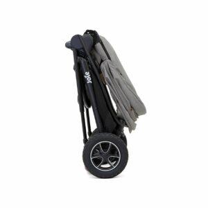 Joie Versatrax and Carrycot - Grey Flannel 12