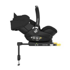 Maxi-Cosi Marble i-Size Car Seat & Isofix Base - Essential Black 12
