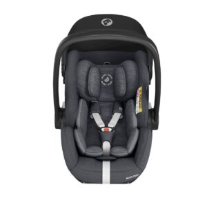 Maxi-Cosi Marble i-Size Car Seat & Isofix Base - Essential Graphite 11