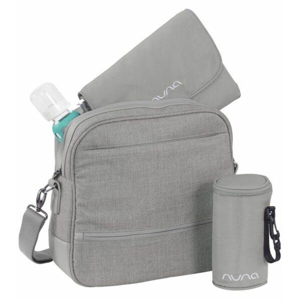 Nuna Diaper Bag - Frost 2