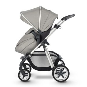 Silver Cross Pioneer Tranquil iSize Bundle 21