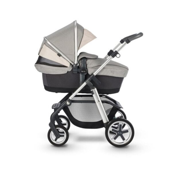 Silver Cross Pioneer Tranquil iSize Bundle 2