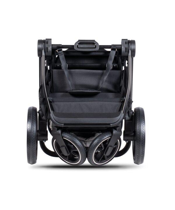 Venicci Tinum 2 Travel System inc. ULTRALITE Car Seat - Magnetic Grey 4