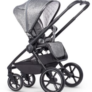 Venicci Tinum 2 Travel System inc. ULTRALITE Car Seat - Magnetic Grey 6