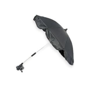 Black Universal Waterproof Parasol 5