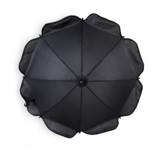 Black Universal Waterproof Parasol 6