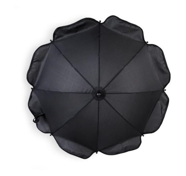 Black Universal Waterproof Parasol 3