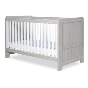 Ickle Bubba Pembrey 3 Piece Furniture Set - Ash Grey & White Trend 10