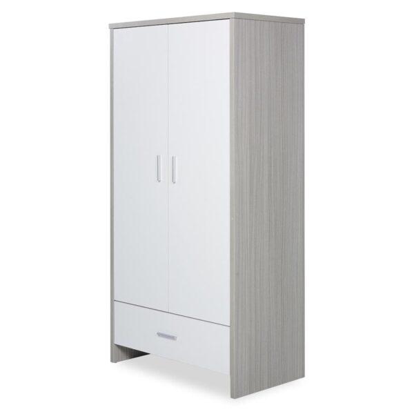 Pembrey 8 Piece Furniture Bundle - Ash Grey & White 5