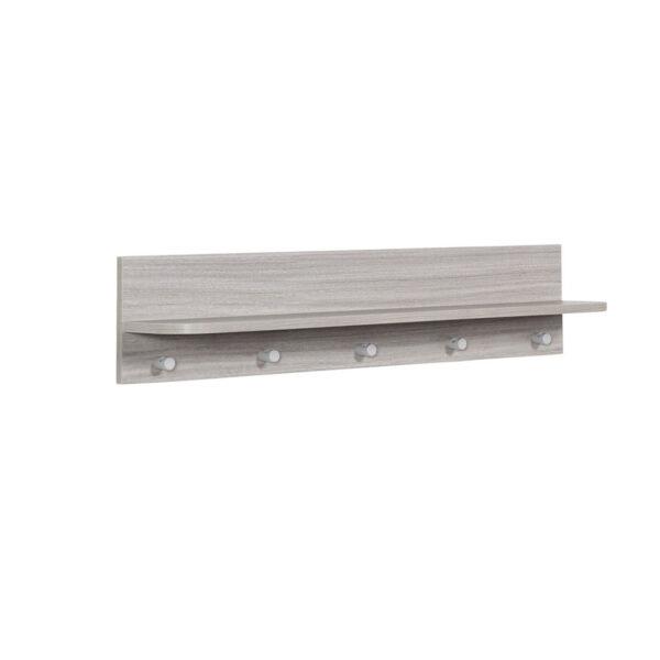 Ickle Bubba Pembrey 9 Piece Furniture Bundle - Ash Grey & White 4