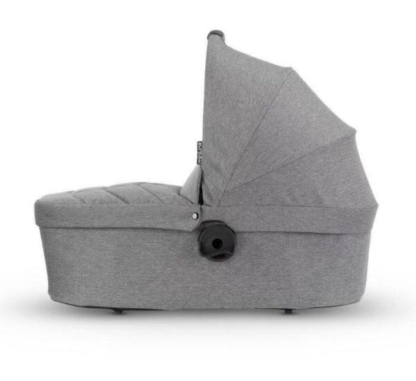Miniuno TouchFold Travel System - Grey Herringbone 10